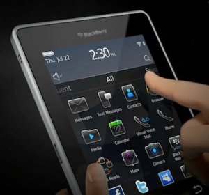 La tablette Playbook de BlackBerry